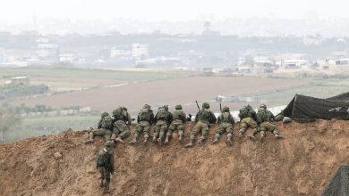 Photo of عاجل. استعدادات على حدود قطاع غزة.