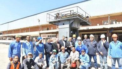 Photo of شركة مصر للألومنيوم تقوم بحماية الصناعة المحلية للحد من الواردات ذات البدائل المحلية