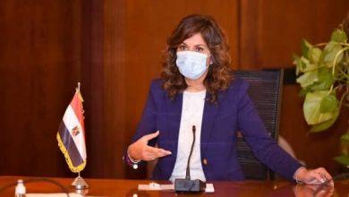 Photo of وزيرة الهجرة تلتقي عددًا من شباب الدارسين بالخارج