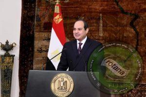 الرئيس السيسي :رسالة ثقة وتقدير لشهداء الواجب من أبناء الشعب المصري