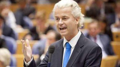 Photo of أبوالياسين : يُهاجم زعيم حزب الحريات اليميني في هولندا
