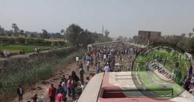 Photo of مستشفيات الشرقية ترفع درجة الطوارئ تزامنا مع حادث قطار طوخ