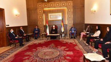 Photo of رئيس اللوبي الإقتصادي الدولي يلتقي شيخ عقل الموحدين الدروز في لبنان