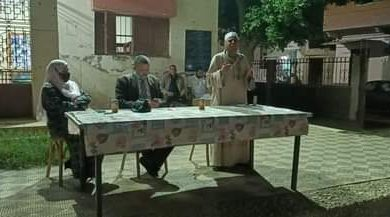 Photo of ثقافة النخيلة تحتفي بالابطال المصريون في سهرة رمضانية