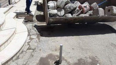 Photo of مدينة الزقازيق تشهد أكبر حملة لرفع الإشغالات والحواجز الحديدية