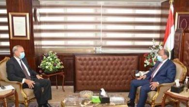"Photo of ""تنفيذ مشروعات برنامج تطوير الريف المصرى"""
