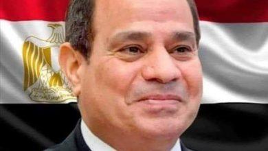 Photo of السيسي يؤدي صلاة عيد الفطر بمسجد الماسة بمدينة العلمين الجديدة