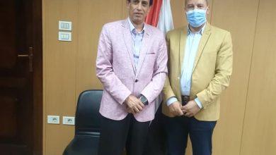 Photo of لقاء هام جمع الدكتور سعد مكى  والنائب أشرف الشبراوى أبوالعلا  وتصريحات عن الصحة بالدقهلية