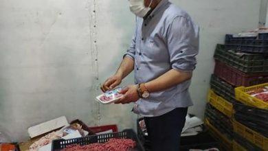 Photo of ضبط مصنع غير مرخص لتصنيع اللحوم وكبده غير صالحه للاستهلاك الادمي