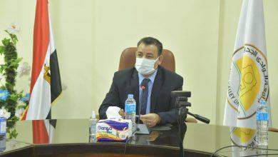 Photo of رئيس جامعة الوادى الجديد يناقش  كافة الترتيبات لامتحانات الفصل الدراسى الثانى