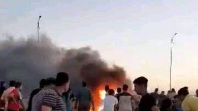 Photo of حادث مروع يؤدي الي وفاة 4أشخاص وإصابة 12 أخرين بطريق الدائري الأقليمي الأوسطي  بحدائق حلوان