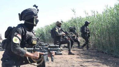 Photo of قوات مكافحة الإرهاب العراقية تواصل عملياتها للقبض على بقايا عصابات داعـش