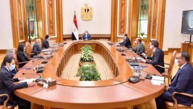 Photo of الرئيس السيسي يستعرض الموقف التنفيذي والتعاقدي بين الهيئة وشركة .DGM. MORI