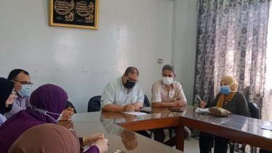 Photo of اجتماع وكيل وزارة الشباب بالدقهلية مع مديري الإدارات الداخلية