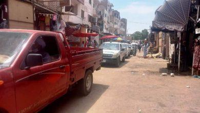 Photo of حملة مكبرة لإزالة 200 حالة إشغال بشارع السوق بإدفو