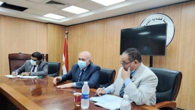 Photo of رئيس مصلحة الجمارك يلتقى بالسيد المستشار رئيس المكتب الفني ( نائب رئيس هيئة قضايا الدولة )