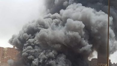 Photo of قوات الحماية المدنية تحاصر حريقا نشب بمخزن حي الهرم بالجيزة