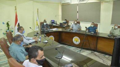 Photo of جامعة الوادي الجديد تستعرض آليات خطتها للتحول الرقمي