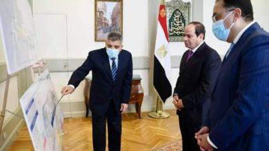 Photo of الرئيس السيسي : يتطلع على مشروعات تطوير قناة السويس ونتائج التحقيقات لجنوح السفينة