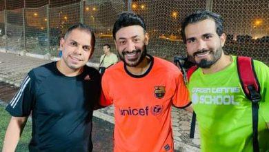 Photo of عبدالله الزيات لاعب الأهلي السابق أتمني أن تسود الروح الرياضية بين اللاعبين في قمة اليوم