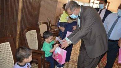 Photo of تقديم التهنئة بعيد الفطر بعدد من المؤسسات