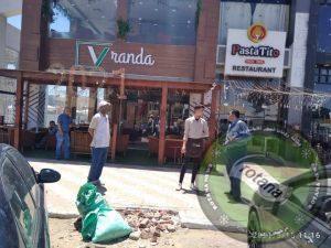 حملات النظافة ورفع الاشغالات بنطاق حي السويس
