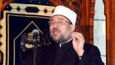 Photo of افتتاح مسجد الشامي وخطبة الدكتور محمد مختار وزير الاوقاف بالمحلة الكبرى