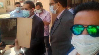 Photo of طارق رحمي متابعة مستمرة للمدارس واللجان خلال فترة الامتحانات للاطمئنان على الطلاب