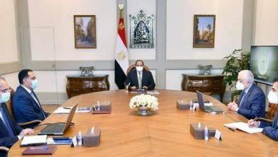 Photo of السيسي يوجه بتيسير إجراءات امتحانات الثانوية العامة بنظامها الجديد