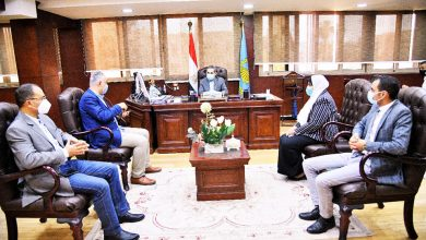 Photo of محافظ الغربية يستقبل مستشار وزارة التضامن الاجتماعي لمبادرة حياة كريمة