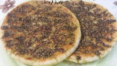 Photo of طريقه عمل مناقيش الزعتر