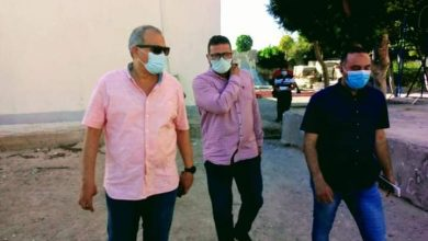 Photo of وكيل وزارة الصحة بالبحرالأحمر يتفقد أعمال التطوير بمستشفي حميات الغردقة