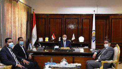 Photo of محافظ قنا يستقبل مدير عام القوى العاملة الجديد