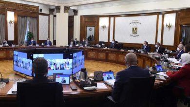 Photo of مدبولي موافقة مجلس الوزراء على مشروعات قرارات رئيس الجمهوريه