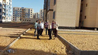 "Photo of تنفيذ عدة مراحل بالمبادرة الرئاسية ""سكن لكل المصريين"" بحدائق العاصمة"