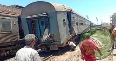 Photo of ارتفاع عدد مصابي قطار الأسكندرية