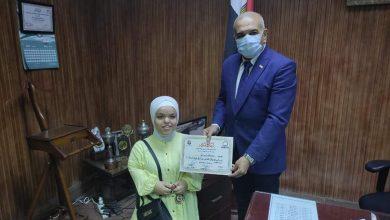 Photo of الوكيل يكرم أصحاب الهمم بنادي السلام الرياضي بالغربية