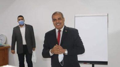Photo of رئيس جامعة الأزهر يتفقد الدورة التدريبية حول التخطيط الإستراتيجي والتواصل الفعال