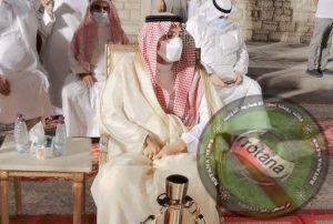 """"""" كبار الشخصيات السعودية """" يعربون عن خالص تعازيهم لأسرة الناغي والجمجوم"""