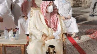 "Photo of "" كبار الشخصيات السعودية "" يعربون عن خالص تعازيهم لأسرة الناغي والجمجوم"