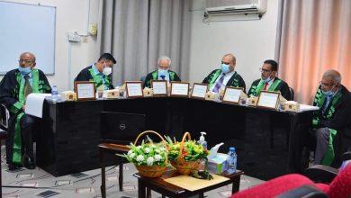 Photo of أطروحة دكتوراه في جامعة بابل تناقش تحضير مماثلات الفلافون