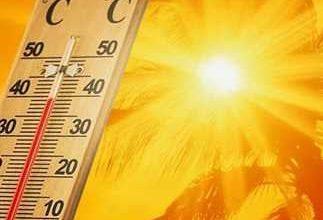 Photo of ارتفاع شديد فى درجات الحرارة وطقس الأربعاء