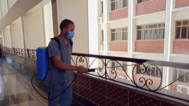 Photo of جامعة المنيا تكثف استعداداتها لبدء إمتحانات الترم الثانى