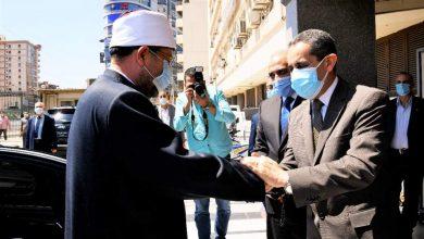 Photo of محافظ الغربية يستقبل وزير الأوقاف بديوان عام المحافظة