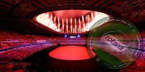 افتتاح حفل أولمبياد طوكيو بعد تأجيله عام كامل