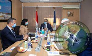 العناني يعقد اجتماعا لمناقشة سبل تعظيم سياحة اليخوت في مصر