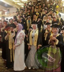 وكالة روتانا نيوز الاخبارية  تهنئ الدكتورة أمنية أحمد طه عبد الشافي لتخرجها بدرجة جيد جدا