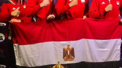 Photo of منتخب مصر للسيدات أبطال إفريقيا للكابادى والرجال يحصدون المركز الثانى