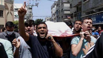 Photo of استشهاد فلسطيني وإصابة العشرات فى الضفة الغربية