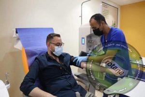 زايد: تدعو المواطنين مجددًا للتبرع بالبلازما لإنقاذ حياة المرضى